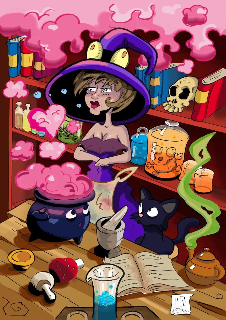 la sorcière2