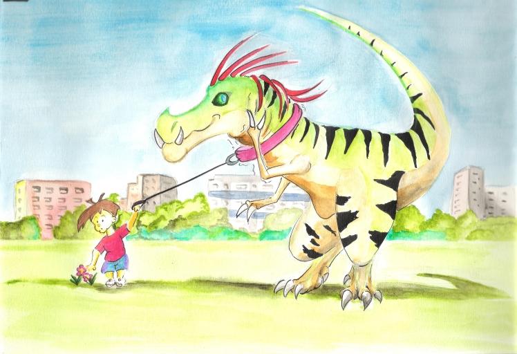 Dinosaure concours