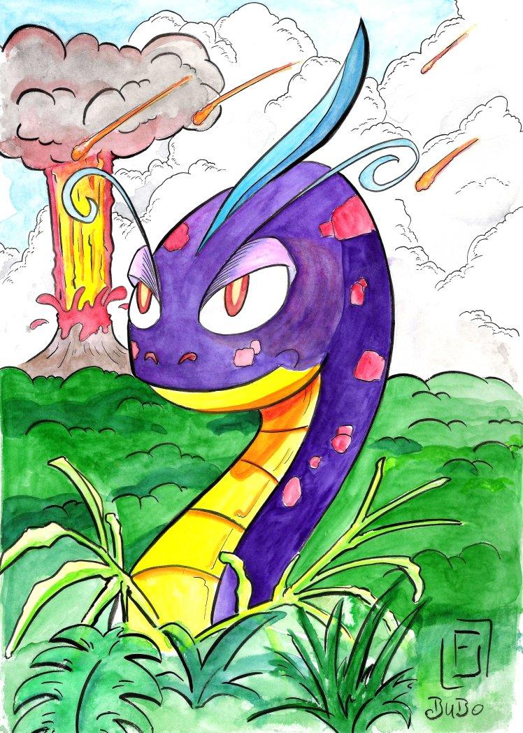 dragon préhistoire 001