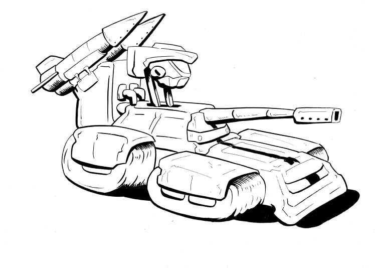 9 le char IA 2 T 001