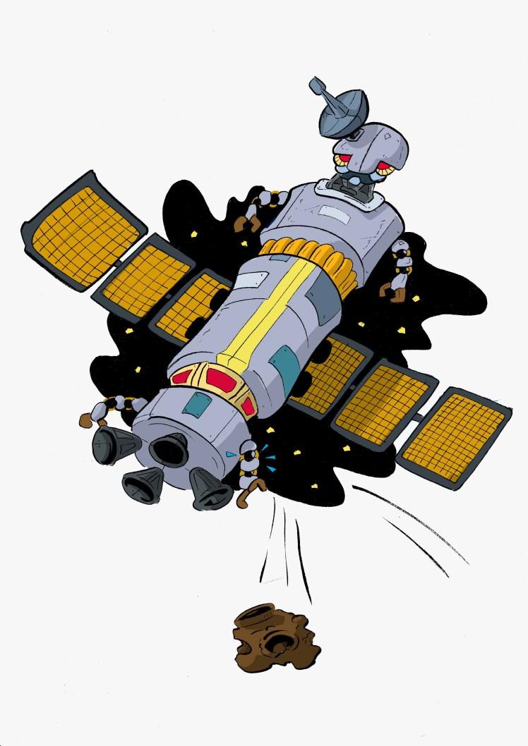 satellite c